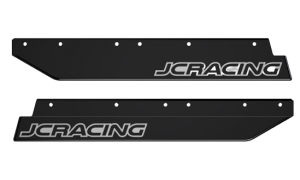 JCRACING Kawasaki & Yamaha Performance Rear Sponsons