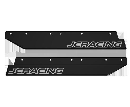 JCRACING Kawasaki & Yamaha Performance Rear Sponsons